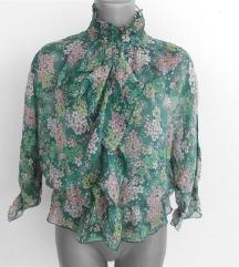 Intimissimi svilena bluza sa karnerima