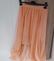 Asimetricna suknja 🧡 450 din‼️‼️