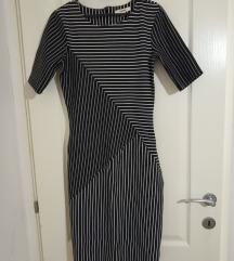 Cotton haljina sa prugicama