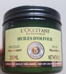 L'occitane Huiles D'olivier masque, novo original