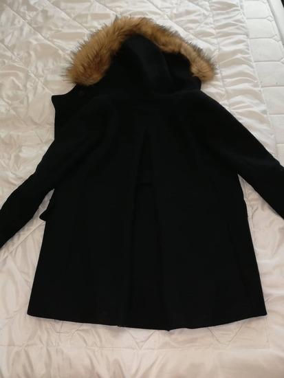Zara teget kaput
