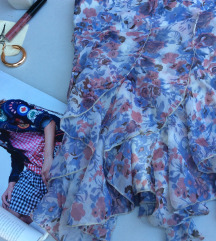 Vero moda suknja leprsava