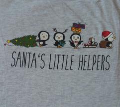 Majica sa novogodisnjim motivima