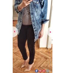 Nova teksas jakna oversize model