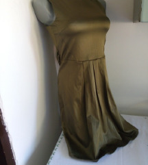 Amisu zelena haljina S