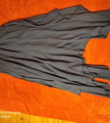 Asimetrična teget suknja