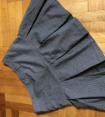 siva suknjica