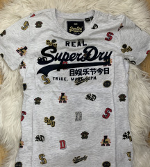 Superdry orig majica NOVO XS