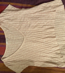Bershka crop top majica