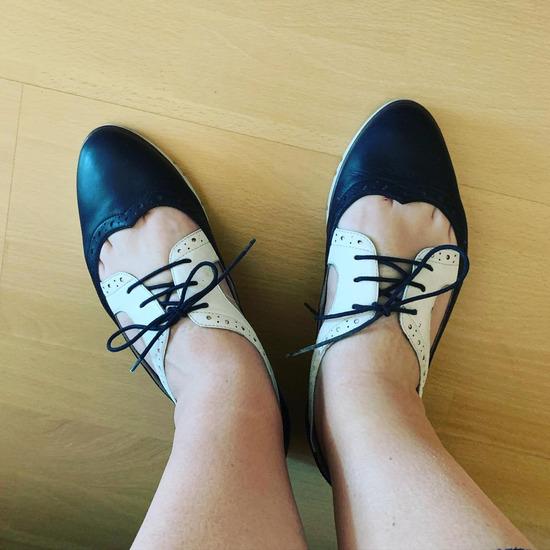 Labrador kozne cipele, letnje