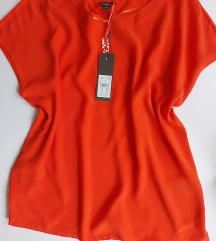 Nova koralna majica bluzica