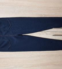 Plave pantalone-helanke