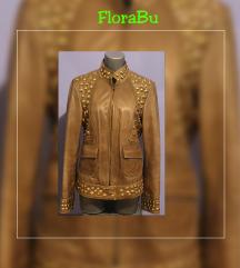 ***Moderna APART kozna jakna sa nitnama***