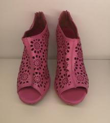 Sandale roze