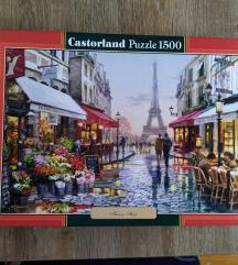 Slagalica Pariz, 1500 delova.