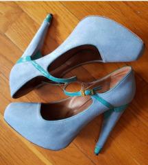 Roberto Cavalli kožne cipele, original