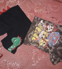 Majica i sorc za decaka