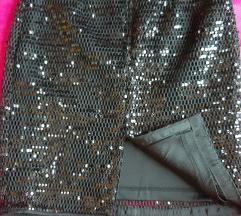 Reserved Suknja 36 šljokice SNIŽENO 2000 DIN