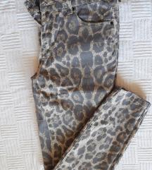 Leopard pantalone