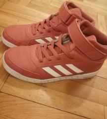 Odlicne roze Adidas patike kao nove