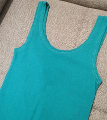 Zelena haljina, Vel. S/M NOVO