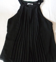 Preslatka nova, elegantna crna bluzica, Promod