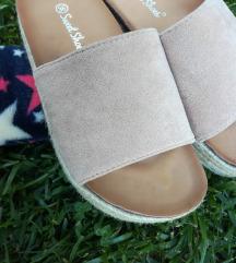 Nove Braon papuče 36 - 23cm