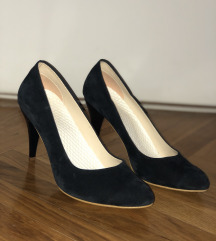 Teget salonke - cipele na štiklu