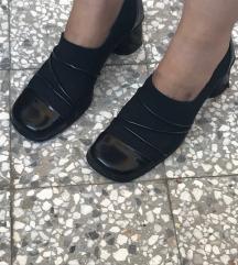 Crne moderne cipele