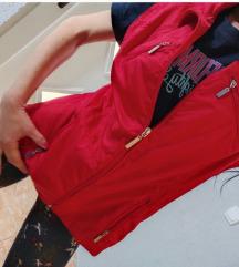 Prsluk crven,Fashion