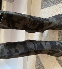 EGO shoes militari cizmice