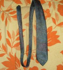 Muska kravata svilenkasta