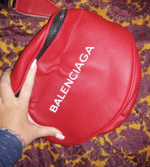 Balenciaga kozna torbica