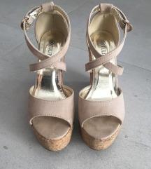 Sandale sa platformom, 36-Novo-Snizeno!