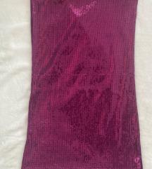 Haljinica kratka pink