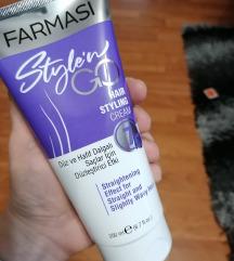 Krema za termicku zastitu kose i ravnjanje