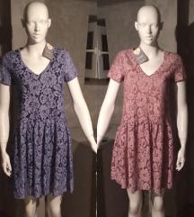 Please plava haljina 3000
