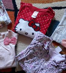4 pamucne,majice i jedan dzemperic
