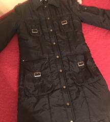 Zenska duga zimska jakna
