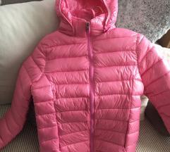 Roze prolecna jakna NENOSENA