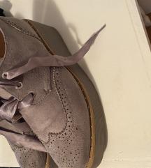 Prelepe jesenje cipelice sa visokim djon