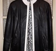 *NOVA* kozna Italijanska jakna