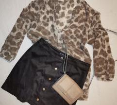 Bluza/suknja/torbica