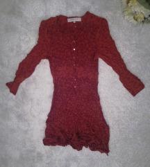 GERARD DAREL svilena tunika/ haljina