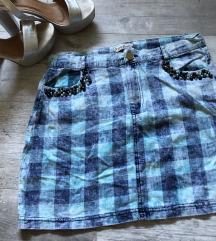 Nova suknjica nenošena M/L