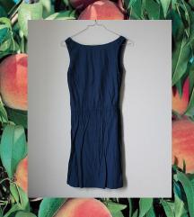 Plava haljina (Mango)