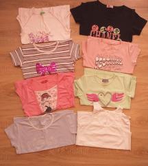 Dečije majice vel.10