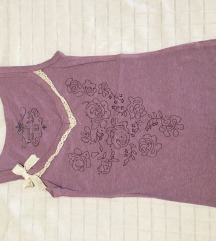 Legend pamučna majica na bretele