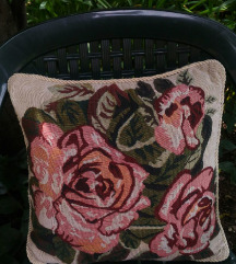 Jastuce sa goblen platnom 40 x 40 cm
