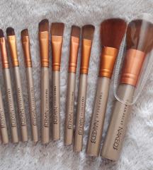 Make up brush set  NAKED 3